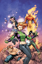 Image: Gen13 Vol. 02: Road Trip SC  - DC Comics