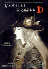 Image: Vampire Hunter D Vol. 10: Dark Nocturne SC  - Dark Horse