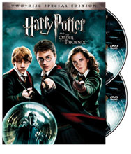 Image: Harry Potter 5: Harry Potter & the Order of the Phoenix - Widescreen  (DVD) -