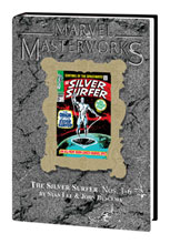 Image: Marvel Masterworks: Silver Surfer Vol. 01 HC  (variant cover) - Marvel Comics