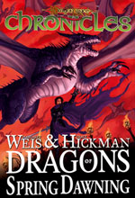 Image: Dragonlance Chronicles: Dragons of Spring Dawning Part 1 HC  - Devil's Due Publishing Inc