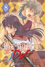 Image: Her Majesty's Dog Vol. 08 SC  - Go Media Entertainment LLC