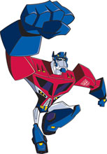 Image: Transformers Animated Vol. 02 SC  - IDW Publishing