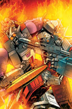 Image: Transformers - Target: 2006 SC  - IDW Publishing
