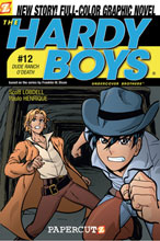 Image: Hardy Boys Vol. 12: Dude Ranch of Death SC  - Papercutz