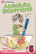Image: Absolute Boyfriend Vol. 05 SC  - Viz Media LLC