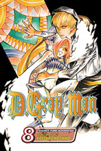 Image: D.Gray-Man Vol. 08 S  ( - Viz Media LLC
