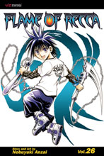 Image: Flame of Recca Vol. 26 SC  - Viz Media LLC