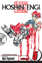 Image: Hoshin Engi Vol. 05 SC  - Viz Media LLC