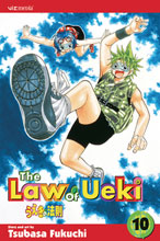 Image: Law of Ueki Vol. 10 SC  - Viz Media LLC