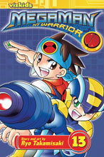 Image: Megaman NT Warrior Vol. 13 SC  - Viz Media LLC