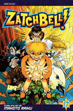 Image: Zatch Bell Vol. 17 SC  - Viz Media LLC