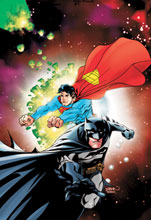 Image: Superman / Batman: Torment HC  - DC Comics