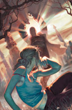 Image: Buffy the Vampire Slayer #11 (Jon Foster Cover) - Dark Horse