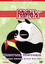 Image: Ranma 1/2: Martial Mayhem TV Anime Season 5 Box Set  (DVD) -