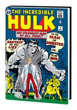 The Incredible Hulk Omnibus, Vol. 1 (Alex Ross Variant Cover) (v. 1) Stan Lee, Gary Friedrich, Jack Kir