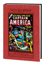 Image: Marvel Masterworks: Atlas Era Heroes Vol. 02 HC  - Marvel Comics