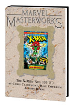 Image: Marvel Masterworks: Uncanny X-Men Vol. 02 HC  (2nd printing) (var. cover)
