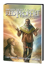 Image: Orson Scott Card's Red Prophet: Tales of Alvin Maker Vol. 02 HC  - Marvel Comics