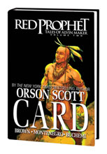 Image: Orson Scott Card's Red Prophet: Tales of Alvin Maker Vol. 02  (variant hc) - Marvel Comics