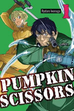 Image: Pumpkin Scissors Vol. 02 GN  - Del Rey Manga