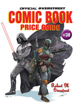 Image: Overstreet Comic Book Price Guide 38th Edition - Star Wars cover SC  - Gemstone Publishing