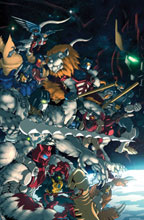 Image: Transformers: Beast Wars: Ascending SC  - IDW Publishing
