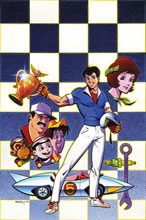 Image: Speed Racer Vol. 02 SC  - IDW Publishing