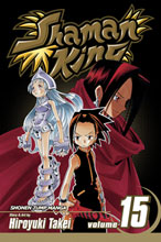 Image: Shaman King Vol. 15 SC  - Viz Media LLC