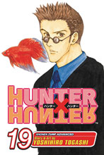 Image: Hunter X Hunter Vol. 19 SC  - Viz Media LLC
