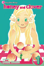 Image: Honey & Clover Vol. 01 SC  - Viz Media LLC