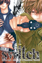 Image: Switch Vol. 01: Naked Ape SC  - Viz Media LLC