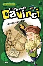 Image: Leonardo Da Vinci - Manga Great Figures in History SC  - Youngjin Singapore Pte Ltd
