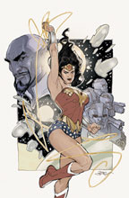 Image: Wonder Woman #18 - DC Comics