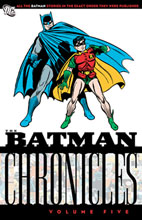 Image: Batman Chronicles Vol. 05 SC  - DC Comics