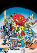 Image: Captain Carrot and the Final Ark SC