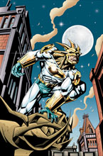 Image: JLA Presents: Aztek - The Ultimate Man SC  - DC Comics
