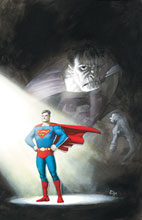 Image: Superman: Escape from Bizaro World HC