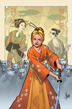 Image: Buffy the Vampire Slayer #12 (Jeanty Variant Cover) - Dark Horse