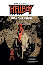 Image: Hellboy: The Companion SC  - Dark Horse