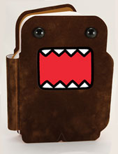 Image: Journal: Domo 'Flocked'  -