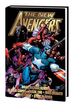 Image: New Avengers Vol. 02 - Direct Market Edition HC  - Marvel Comics