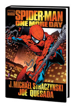Image: Spider-Man: One More Day HC  - Marvel Comics