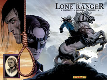 Image: Lone Ranger Vol. 02 HC  - D. E./Dynamite Entertainment