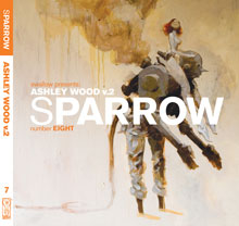 Image: Sparrow Vol. 07: Ashley Wood Vol. 02 HC  - IDW Publishing