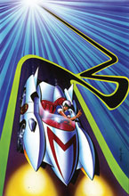 Image: Speed Racer Vol. 03 SC  - IDW Publishing