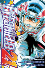 Image: Eyeshield 21 Vol. 19 SC  - Viz Media LLC