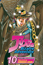 Image: Jojos Bizarre Adventure Vol. 10 SC  - Viz Media LLC