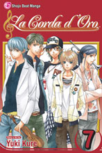Image: La Corda Doro Vol. 07 SC  - Viz Media LLC