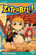 Image: Zatch Bell! Vol. 18 SC  - Viz Media LLC